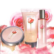 Bijouterie and Perfume, Sheer Rose