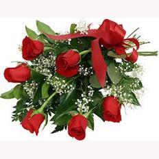Cheap Classical bouquet of roses | Ukraine florists, regular discount, online support.