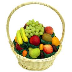 Собери корзину, Сезонные фрукты