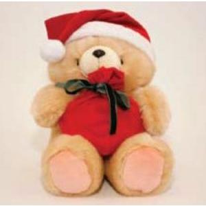 Send soft toy - Brown Teddy bear in Ukraine