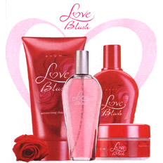 Bijouterie and Perfume, Love Blush