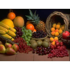 Create Gift Basket, Exotic Fruits