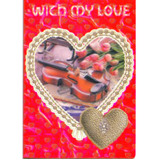 Greeting Cards, Mini Card