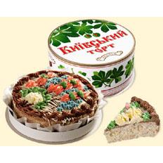 Киевский Торт подробнее