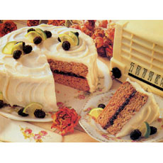 Create Gift Basket, Pavlova Cake