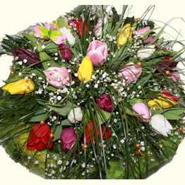 Kiev florists and couriers | Order online delivery tulips.