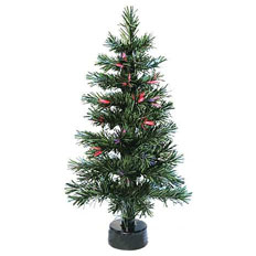 Winter gift, New Year fir tree to Ukraine Kiev.