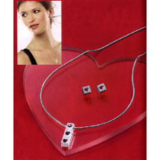 Bijouterie and Perfume, Happy Jewelry Set