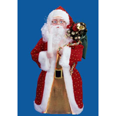 Delivery Santa Clause figure to Ukraine | $65