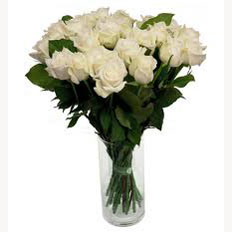 Wonderful</strong><br/>White Roses From $29.50