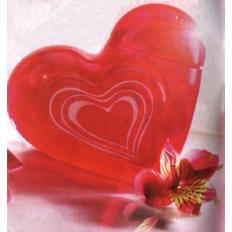 Bijouterie and Perfume, Heart Shaped Bubble Bath
