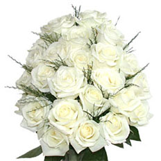 VIP white roses - delivery bouquet in Ukraine | Send big VIP White Roses in ,  Ukraine | $92