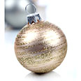 New Year and Christmas Gift, Christmas bauble
